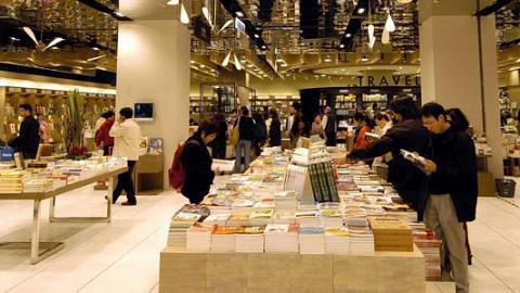 香港誠品店將於希慎廣場矚目登場;圖為台北信義店。