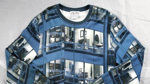 男裝 Print 衛衣$2,850