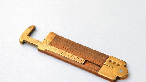 1910-1930 年代美國Stanley卡尺 $600