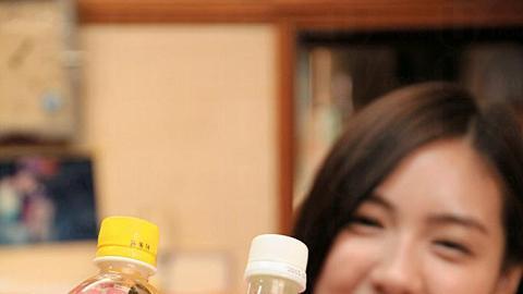 沒有門市,現在只出售一瓶飲料般大小的刨花油,白蘭味 $180,玫瑰味 $190。