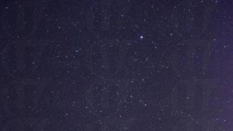 西貢零光害夜空 (圖: nic_yau/2014年攝)
