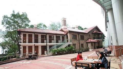 建築物前身是高級職員宿舍,建於 1922 年至 1924 年,被評為二級歷史建築。