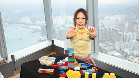 周末現場還有 Lego 積木玩具工作坊、小丑造型氣球、跳彈床,以及歌唱表演等活動