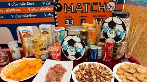 「巴意法美食星級禮遇」,有來自足球強國意大利的巴拿馬火腿