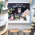 5大清新粉藍色系Cafe推介!夢幻童話/花系/素食/工業風主題