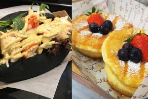 觀塘開源道大變身!新開龍蝦包、厚Pancake店組成小食街