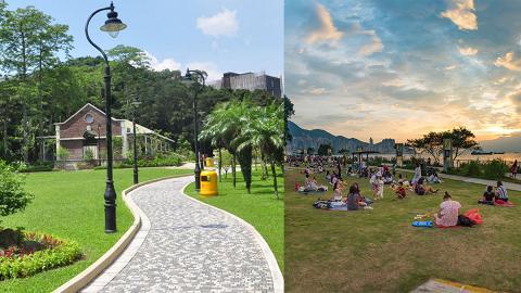 【野餐好去處】全港10大野餐靚景推介 市區都有大草地!