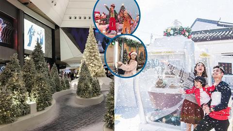 【聖誕節好去處2018】香港都過到夢幻白色聖誕 8大睇飄雪好去處推介!