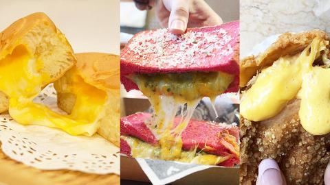 港九6大爆漿芝士美食推介 The Waffle Club/魔法雞排/么么Da