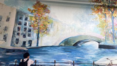 【西環好去處】西營盤7大熱門壁畫打卡位 維也納音樂小鎮/彩虹樓梯/壁畫隧道