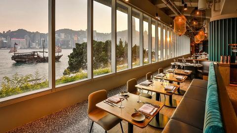 【聖誕大餐2019】香港10大無敵海景餐廳推介 Fortnum&Mason/Hue Dining/Ink