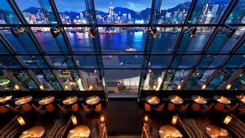 【倒數好去處2019】聖誕節/除夕好去處!香港9大靚景天台酒吧餐廳推介