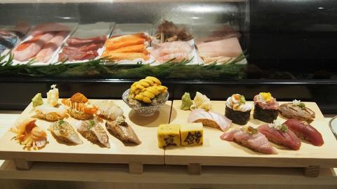 【日本菜推介】香港8大親民價壽司店推薦!火灸壽司$6起/$20魚生飯/手卷$12起