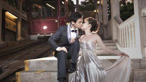 【婚紗攝影推薦】香港都影到靚婚紗照!本地8大婚紗相拍攝地點推薦/結婚照風格