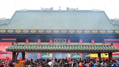 【新年好去處2020】香港5大攝太歲/還神地方推薦 九龍塘/銅鑼灣/油麻地