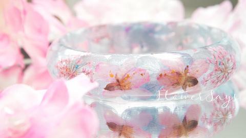 【情人節禮物2020】7款送給女朋友網購禮物推介 化妝品花/玻璃座枱燈/乾花手鐲