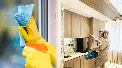香港6大家居清潔公司推薦 高溫消毒殺菌辦公室/裝修+大掃除清潔/收費詳情