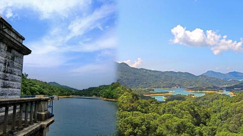 【郊遊好去處】全港7大水塘輕鬆行山路線 大潭水塘/香港仔水塘/九龍水塘