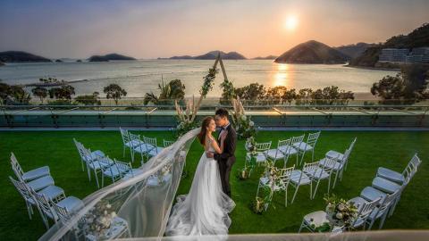 【婚宴場地2020】香港8大浪漫草地婚宴場地推薦 無敵海景婚禮/酒店小型場地
