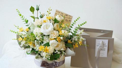 【母親節2020】7大母親節花束店推薦 訂購方法/乾燥花/永生花/絲花/保鮮花禮盒