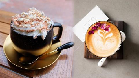【荃灣美食】6大特色咖啡店推介!半開放式Café/分子甜品/熱花生醬朱古力奶
