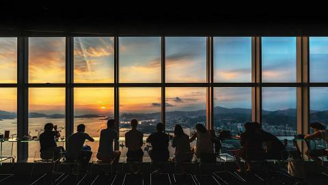 港九新界7間夢幻透光玻璃屋餐廳推介 落地大玻璃飽覽海景歎下午茶/咖啡甜品
