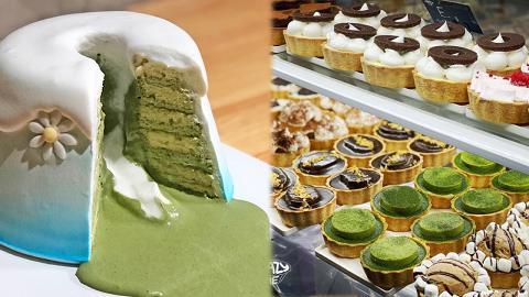 【觀塘美食】觀塘工廈6間甜品蛋糕小店推薦 千層蛋糕/奶蓋戚風蛋糕/散水餅