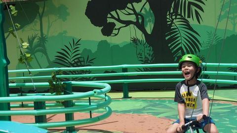 【親子好去處】假日5大親子活動+戶外好去處!草地野餐/農場/卡通精品店/平衡車公園