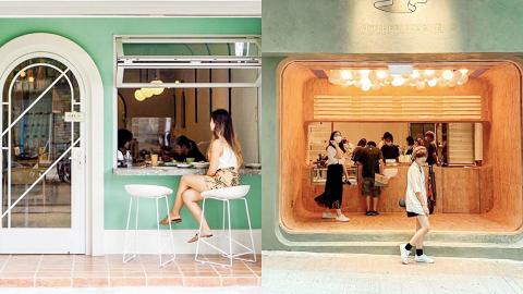【假日好去處】全港5間薄荷綠清新小店推介!Cafe/隱世法國菜/海島度假風餐廳