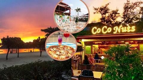 【拍拖好去處2021】5間日落海島風情侶餐廳推介!浪漫露天茶座/海景泰式燒烤/藍色異國餐酒館