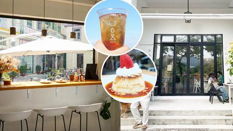 【離島Cafe】香港7間渡假風離島Cafe推介 純白小清新/落地玻璃/和風茶室/日系咖啡店