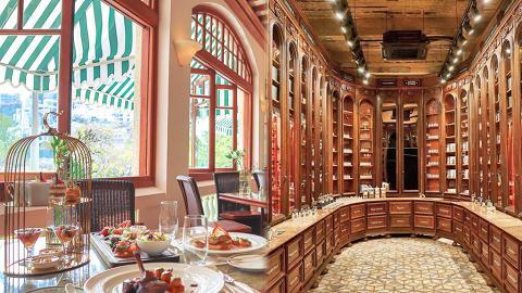 【情侶好去處】香港6大歐洲浪漫復古情調主題遊推介!4大靚景餐廳/19世紀法國藥妝店/古董店