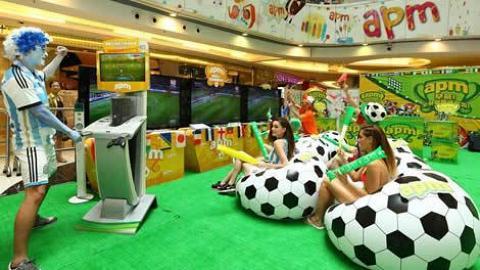免費飲食又按摩 世界盃睇波好去處