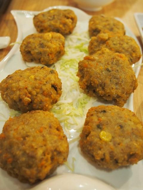旺角樂農 生煎蓮藕餅 (圖: UBlogger - foodslike)