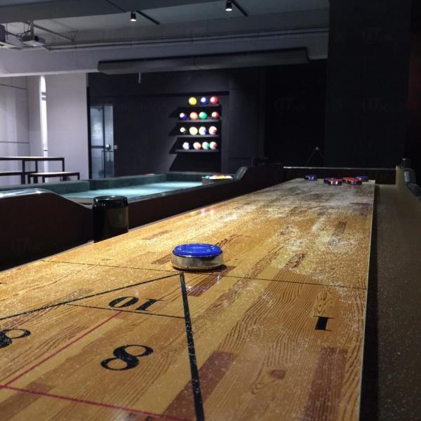 場內亦提供桌上沙壺。(圖:FB@BALL ROOM)