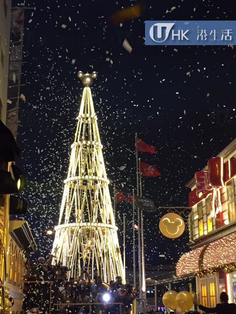 海港城 與迪士尼朋友歡渡聖誕