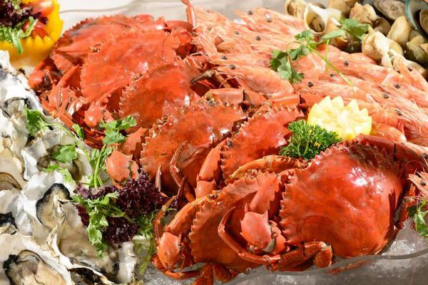 銅鑼灣 食「蠔」華海鮮自助晚餐