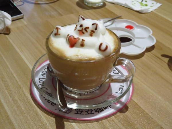 學做3D拉花咖啡只需HK$65