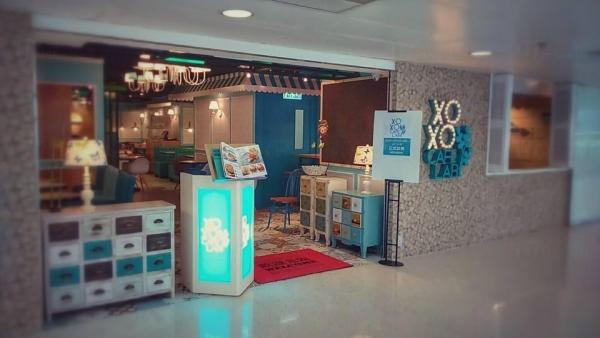 圖: fb@XOXO CAFE LAB