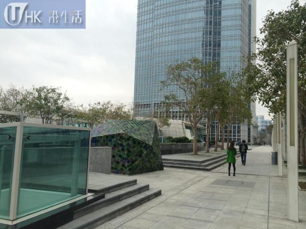 IFC 平台花園