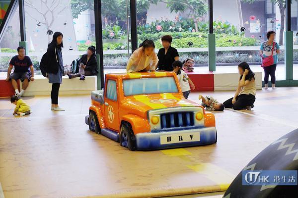 香港單車館公園遊戲室