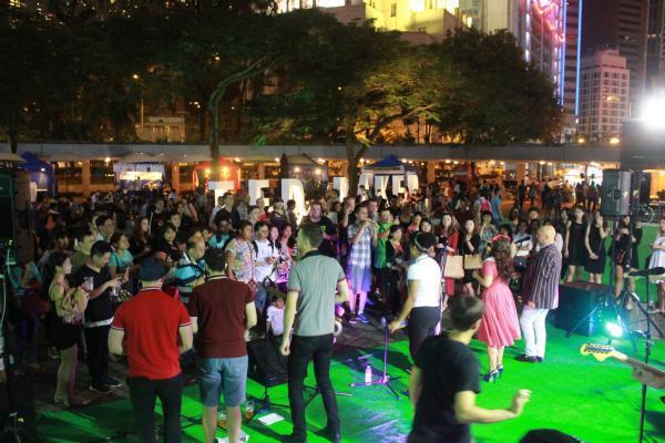 圖: FB@Best of British Hong Kong