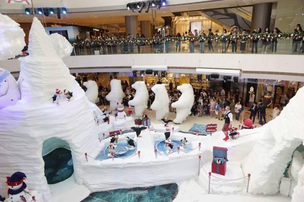 圖:fb@HK ifc mall 香港國際金融中心商場