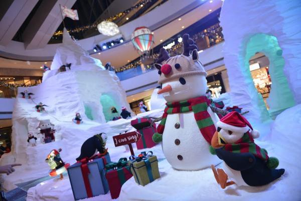 2016香港聖誕好去處!