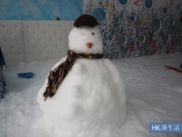 時代廣場雪樂園