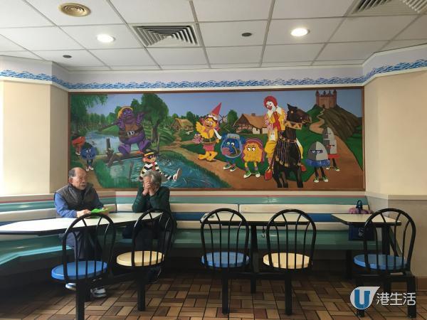 重拾童年回憶!全港5間懷舊特色麥當勞