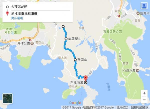 5條新手級港島行山徑