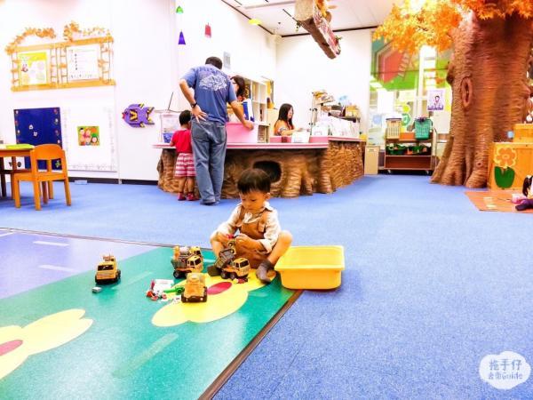 三大玩具圖書館 有$0任玩 仲有借返屋企玩 各類型玩具玩不停 超幸福