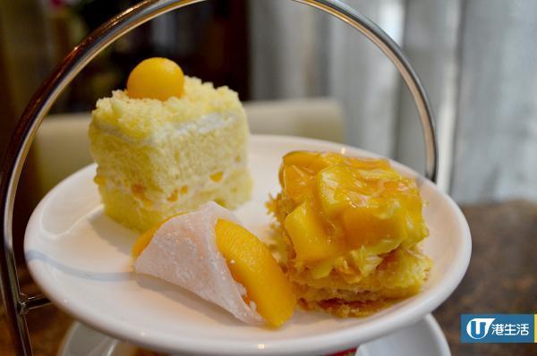 閨蜜周末下午茶4大推介 $103歎酒店芒果主題自助餐