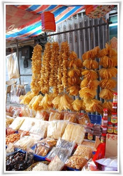 海味是漁村盛產之物,一場來到,也應該買點手信回家慢慢煮。